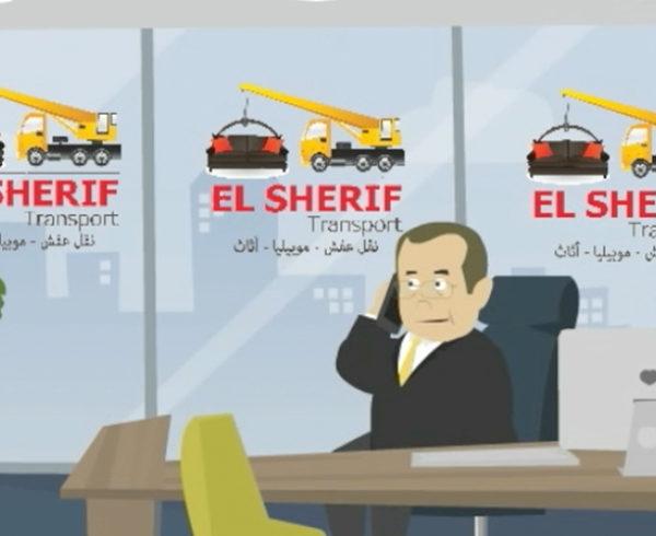 رواد نقل العفش و الاثاث في مصر